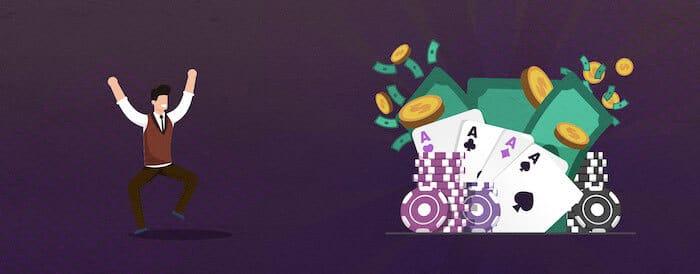 Casinobonus uten omsetningskrav